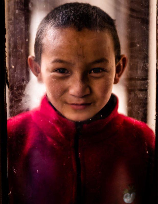 Portraits from a Monastery, Himachal Pradesh, 2017