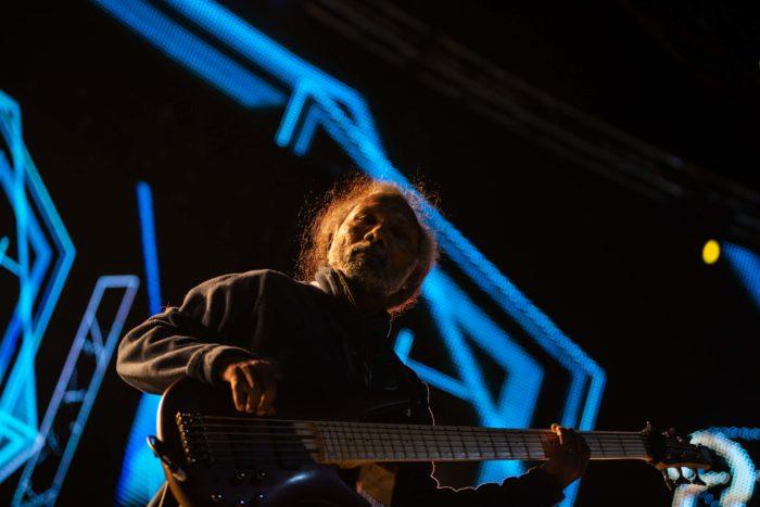 Binny Isaac of Avial In Concert